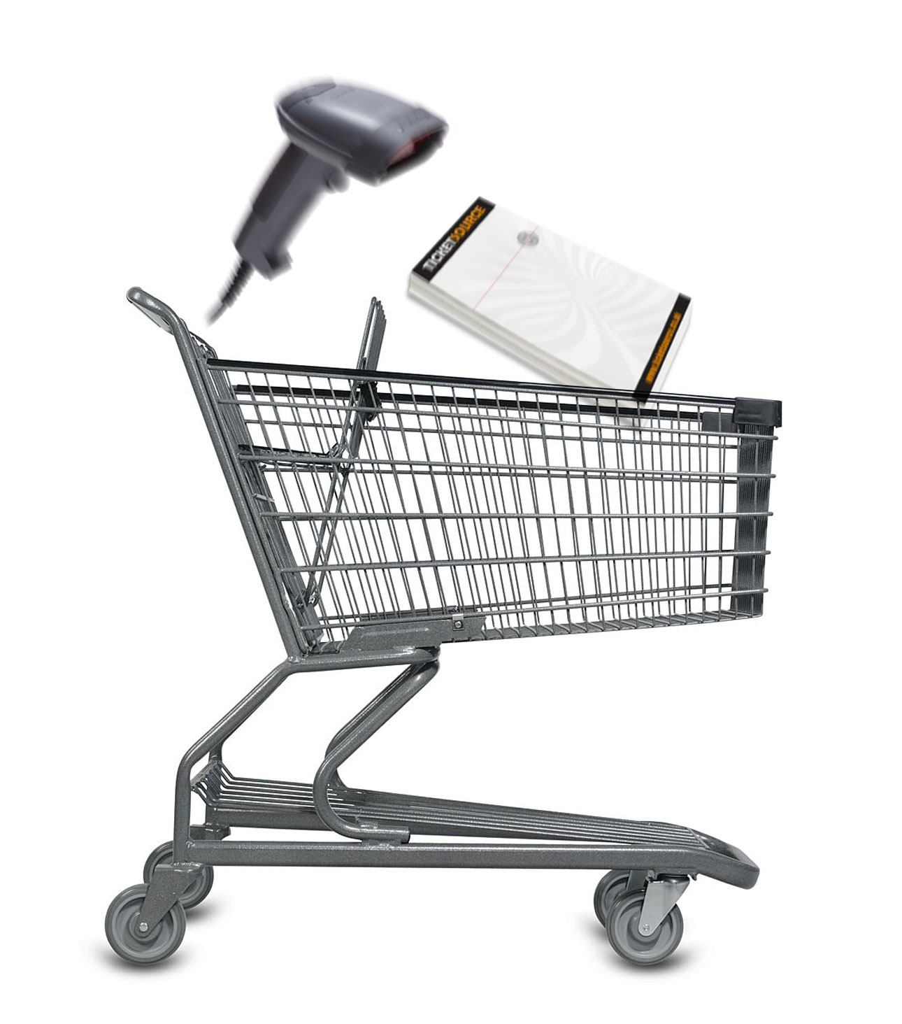 concept image of buying your add-ons