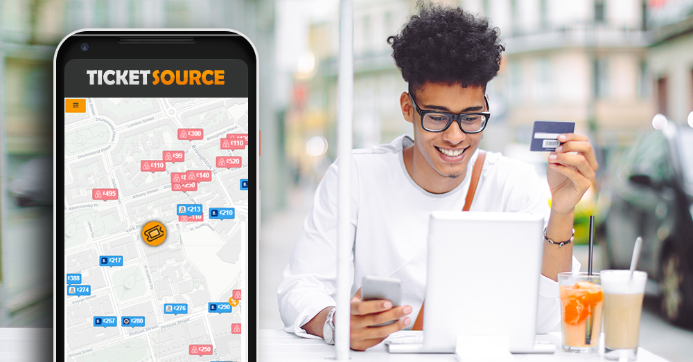 TicketSource Stay22 Partnership