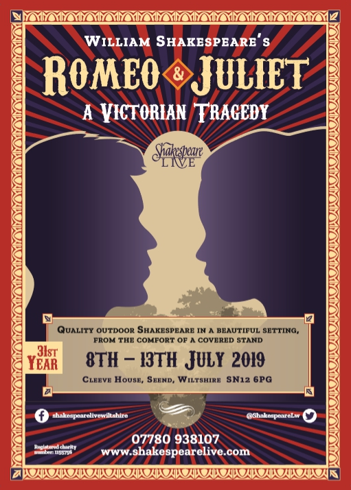Romeo and Juliet - Matinee performance banner image