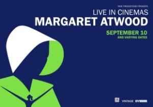 Margaret Atwood: Live in Cinemas banner image