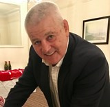 An Evening With Warren Gatland, OBE banner image