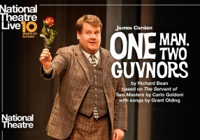 NT Live: One Man, Two Guvnors - Encore banner image