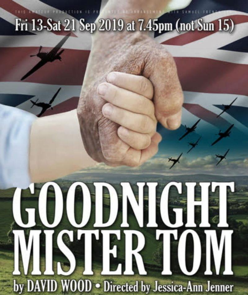 Goodnight Mr. Tom banner image