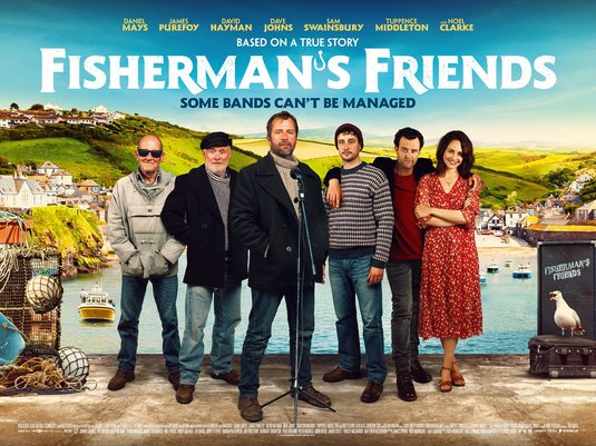 FISHERMAN'S FRIENDS (12A) banner image