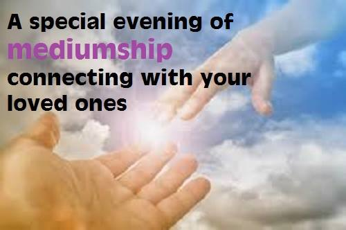 An Evening of Mediumship with Gail Bittner  banner image