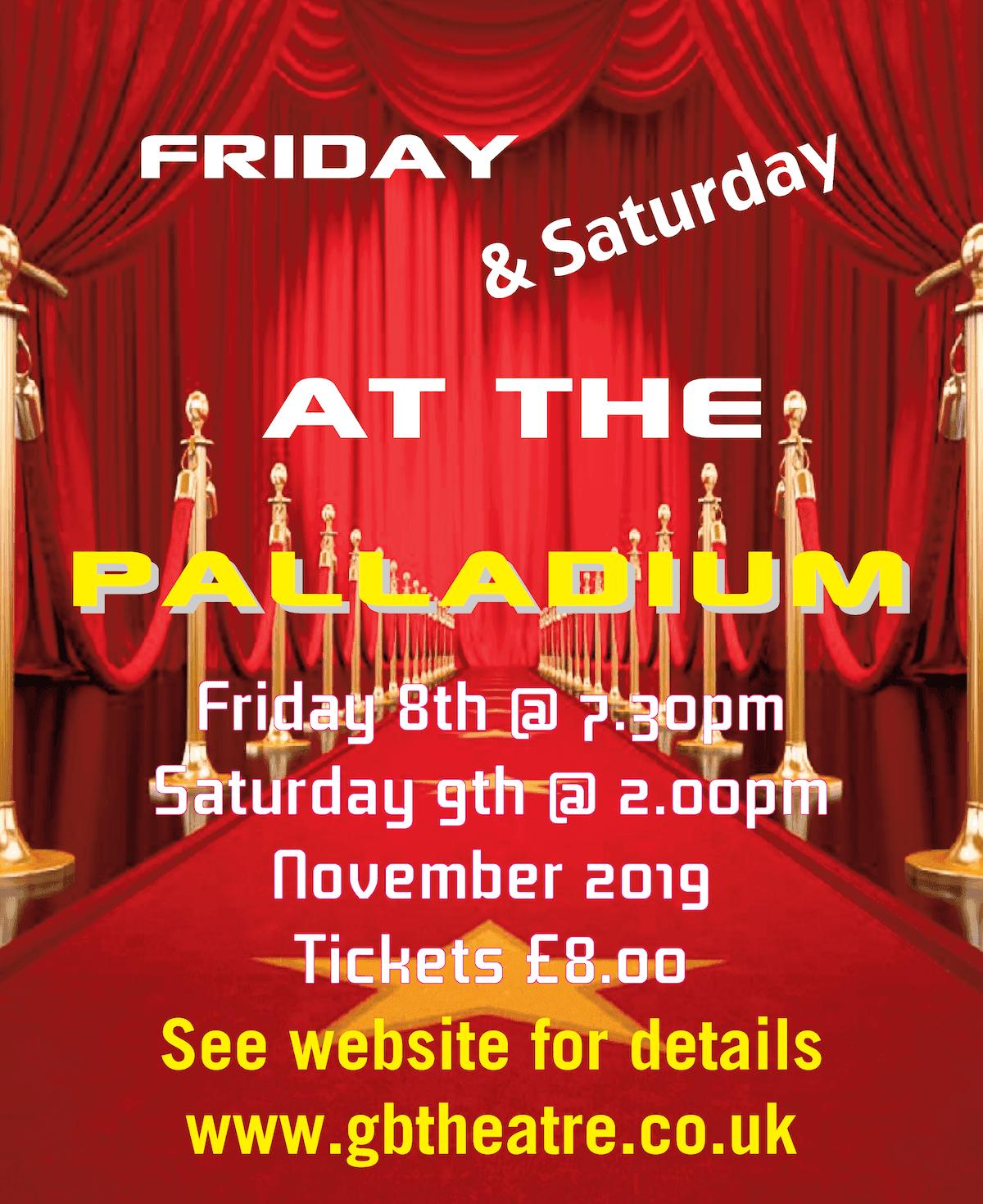 ...At The Palladium banner image