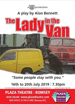 The Lady In The Van banner image