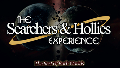 The Searchers and Hollies Experience banner image