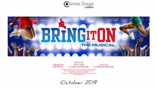 Auditions - Bring It On banner image