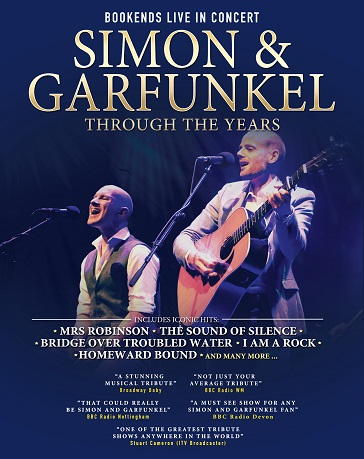 Simon & Garfunkel - Through the Years (Performed by Bookends) banner image