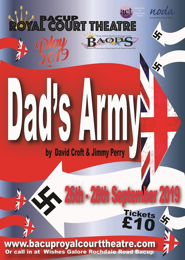 Dad's Army banner image