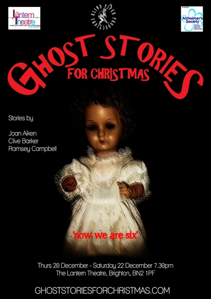 Ghost Stories for Christmas at The Lantern Theatre event tickets