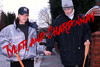 Tyler and Chardonnay - a Twisted Grimm for Adults banner image