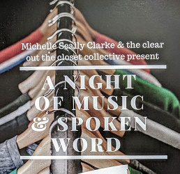 A Night of Music and Spoken Word banner image