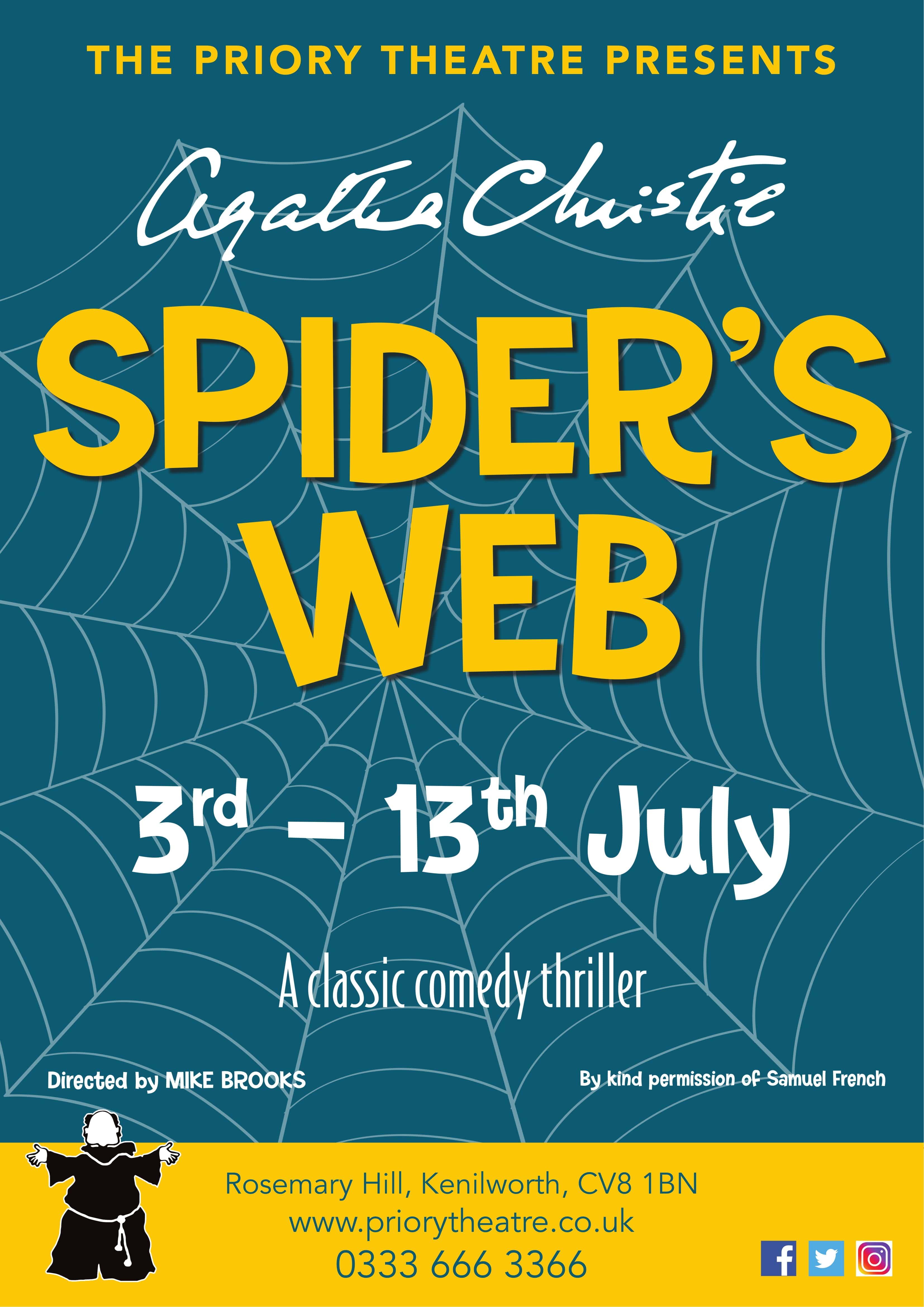 Spider's Webb banner image