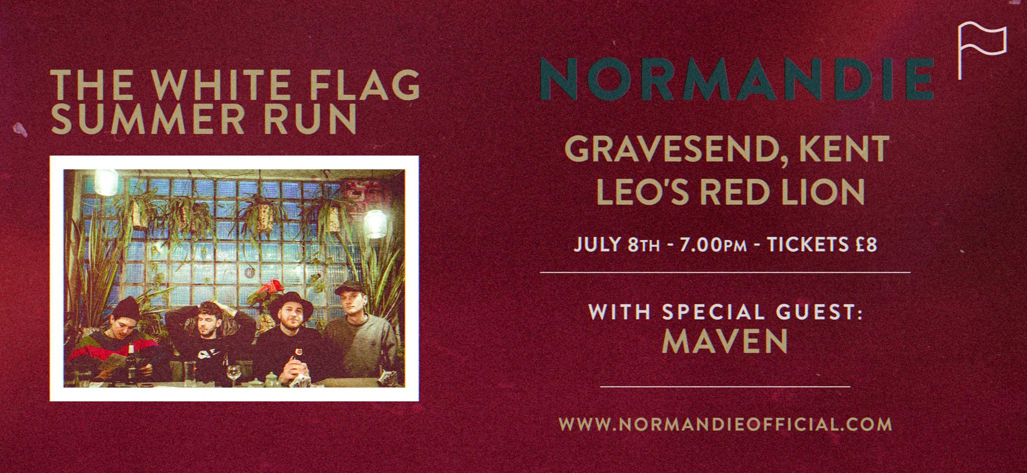NORMANDIE + Maven banner image
