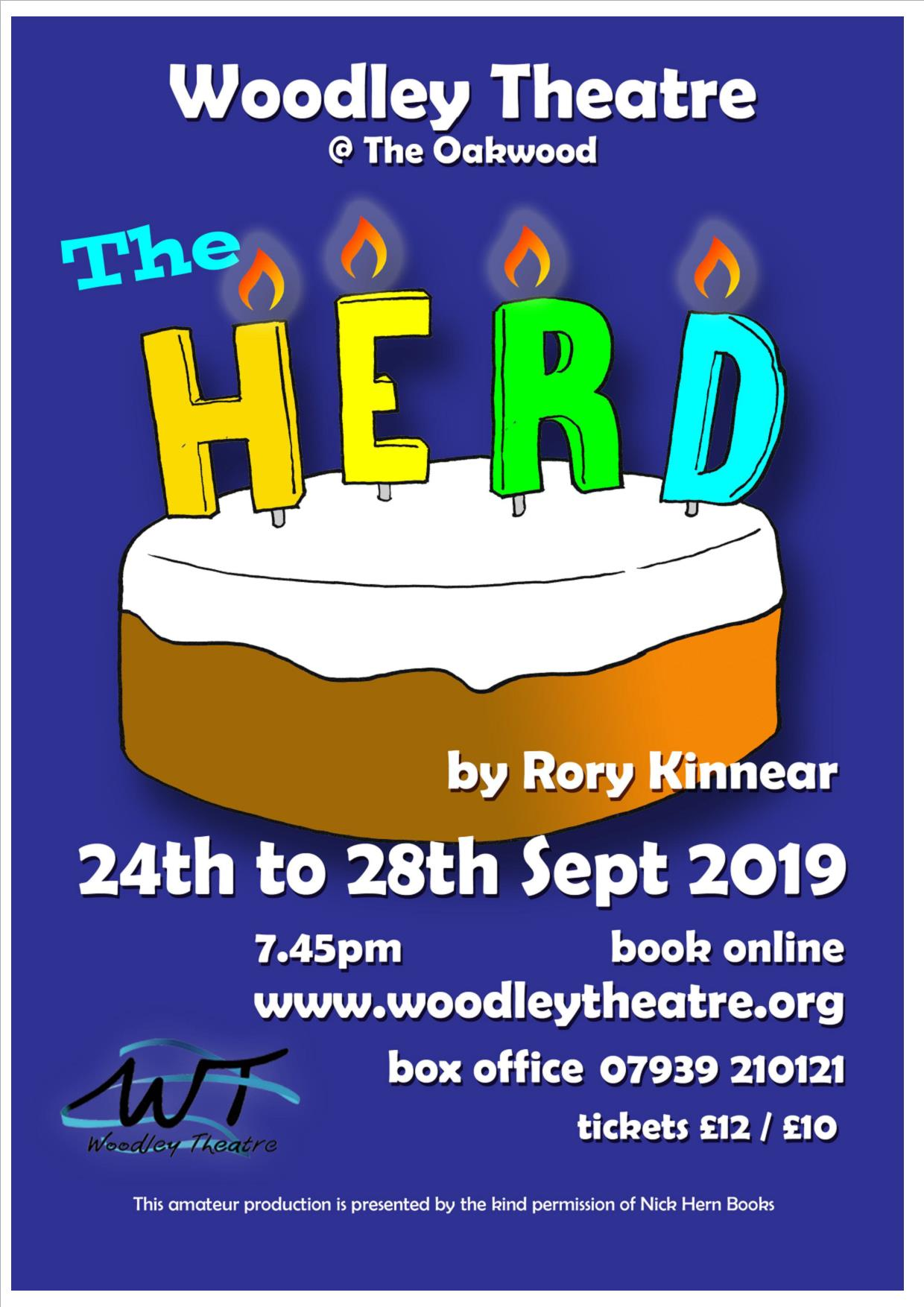 'The Herd' by Rory Kinnear banner image