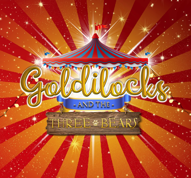 Seaton Delaval Pantomime Society present Goldilocks and the Three Bears banner image