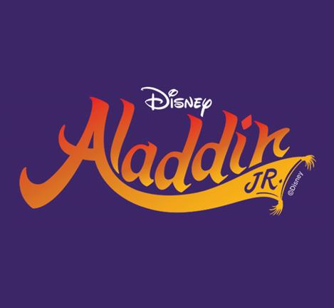 Seaton Delaval Pantomime Society present Disney's Aladdin JR banner image