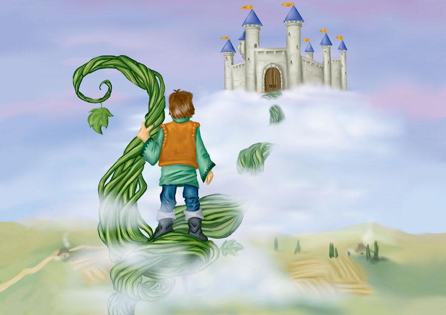 Jack and the Beanstalk - Theatre Worx banner image