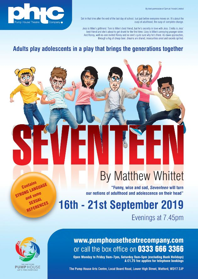 Seventeen banner image