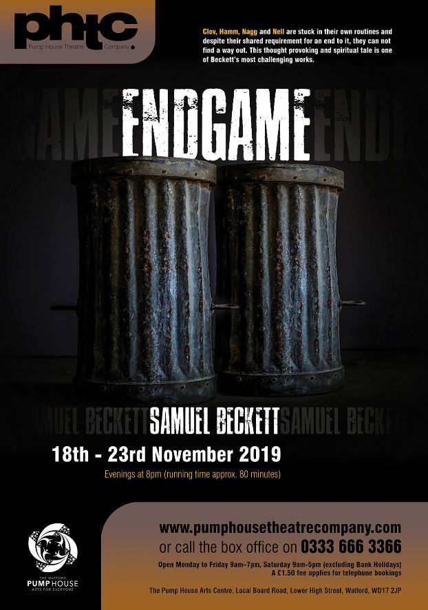 Endgame banner image