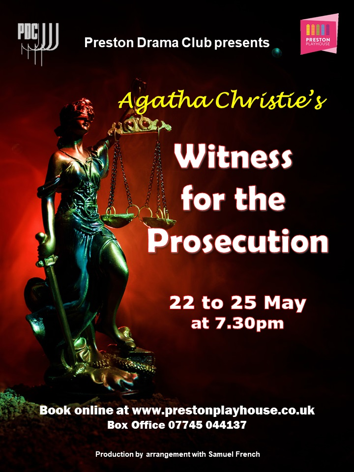 Witness for the Prosecution banner image