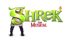 Shrek the Musical banner image