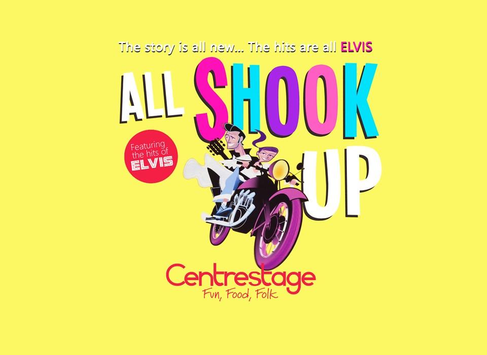 All Shook Up! banner image