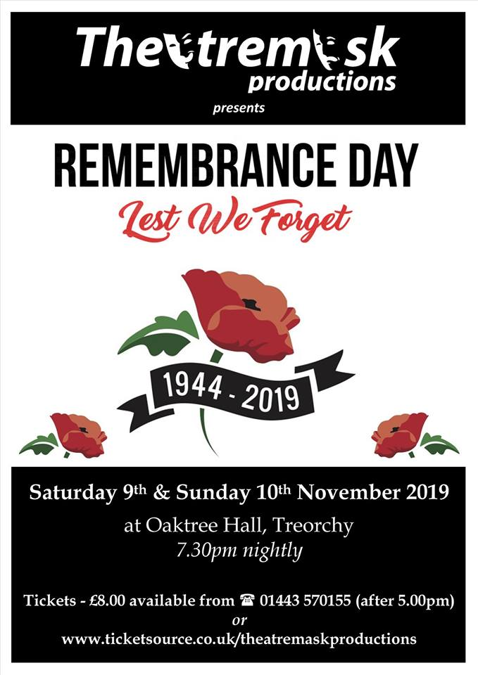 Remembrance Day - Lest We Forget banner image