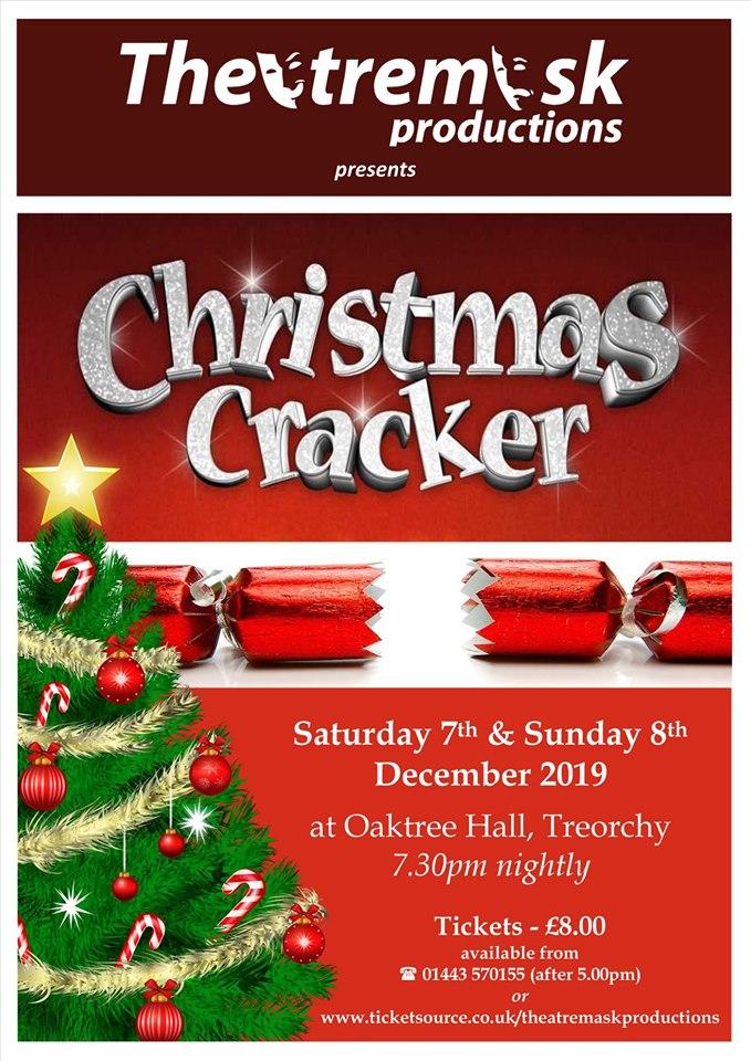Christmas Cracker banner image