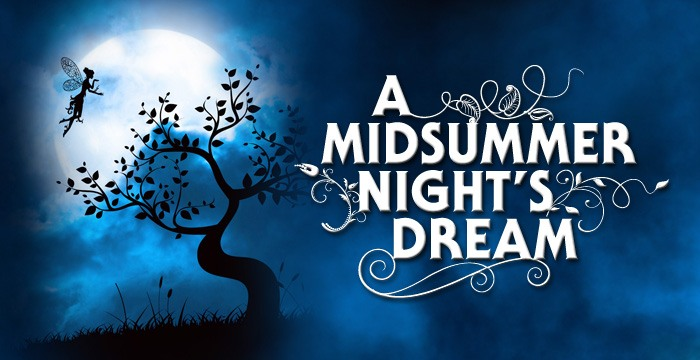 Wargrave Youth Theatre Presents A Midsummer Nights Dream banner image