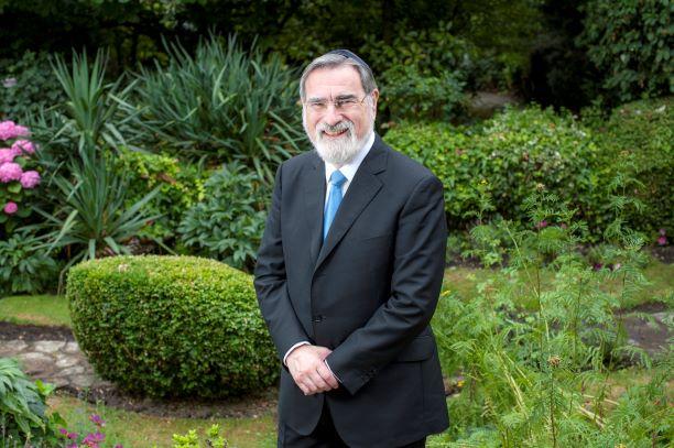 An Evening with Rabbi Lord Jonathan Sacks banner image