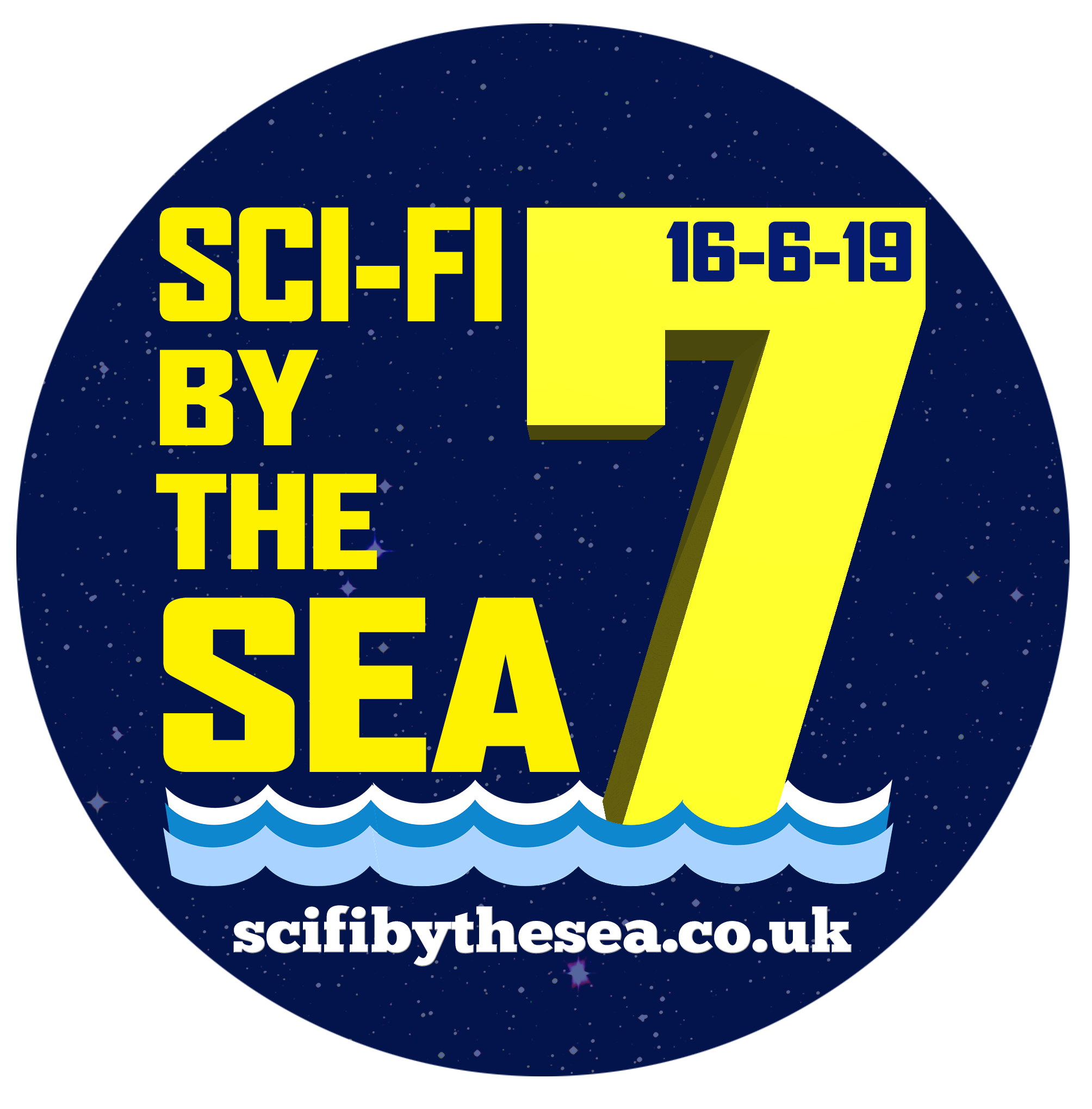 Sci-Fi by the Sea 7 - Sunday 16th June 2019 banner image