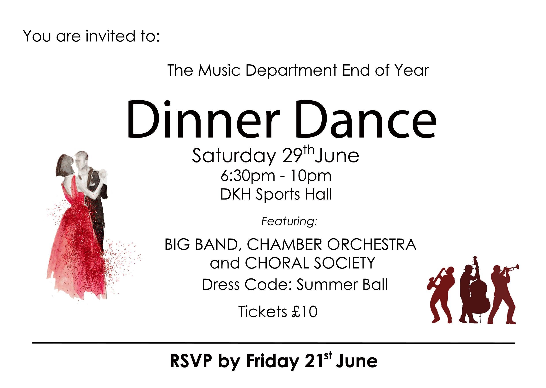 Dinner Dance banner image