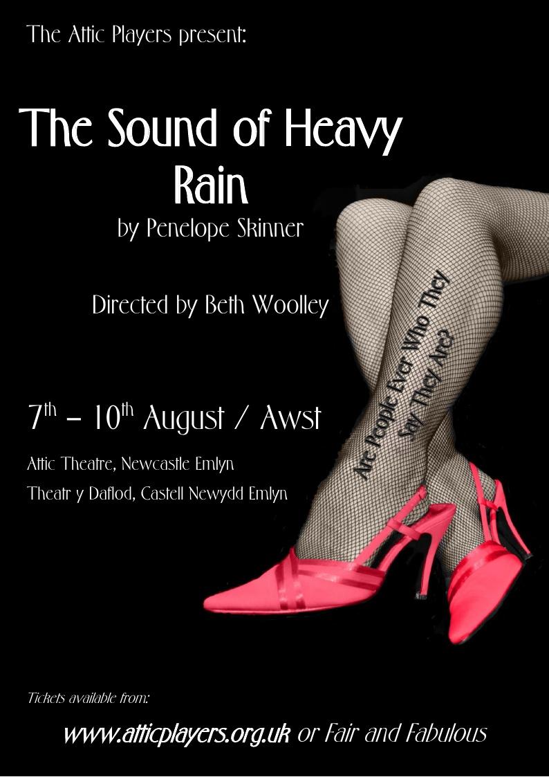 The Sound of Heavy Rain banner image