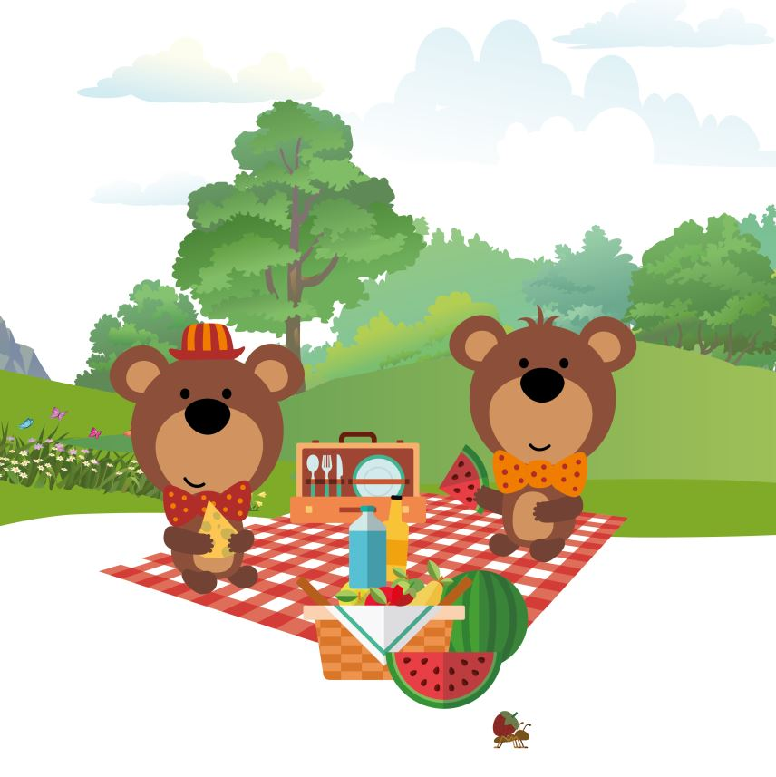 Movers & Shakers Teddy Bear's Picnic banner image