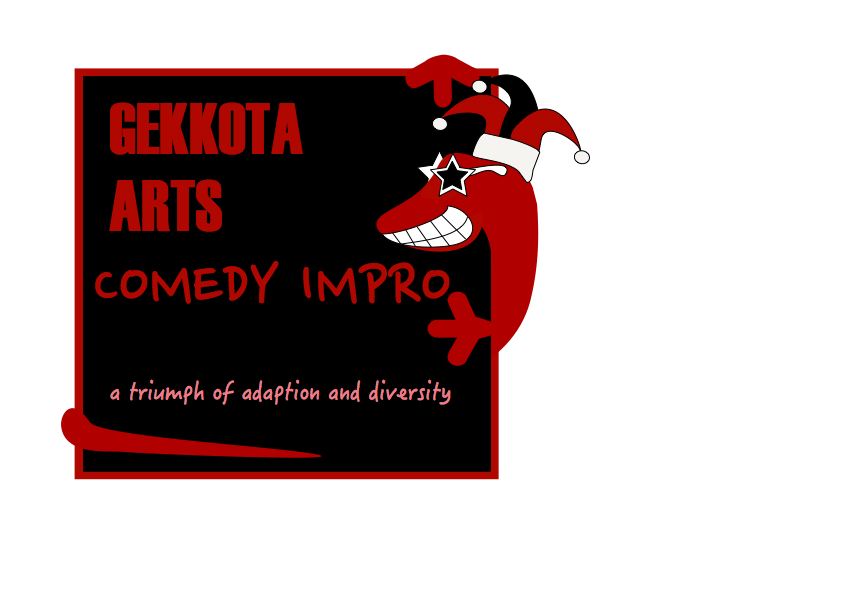 Pomegranate Youth Theatre and Gekkota Arts Comedy Night banner image