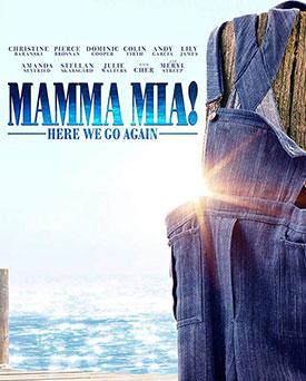 Barnes Big Picture Show - Mamma Mia 2: Here We Go Again! banner image