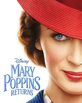 Barnes Big Picture Show - Mary Poppins Returns banner image