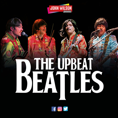 The Upbeat BEATLES banner image