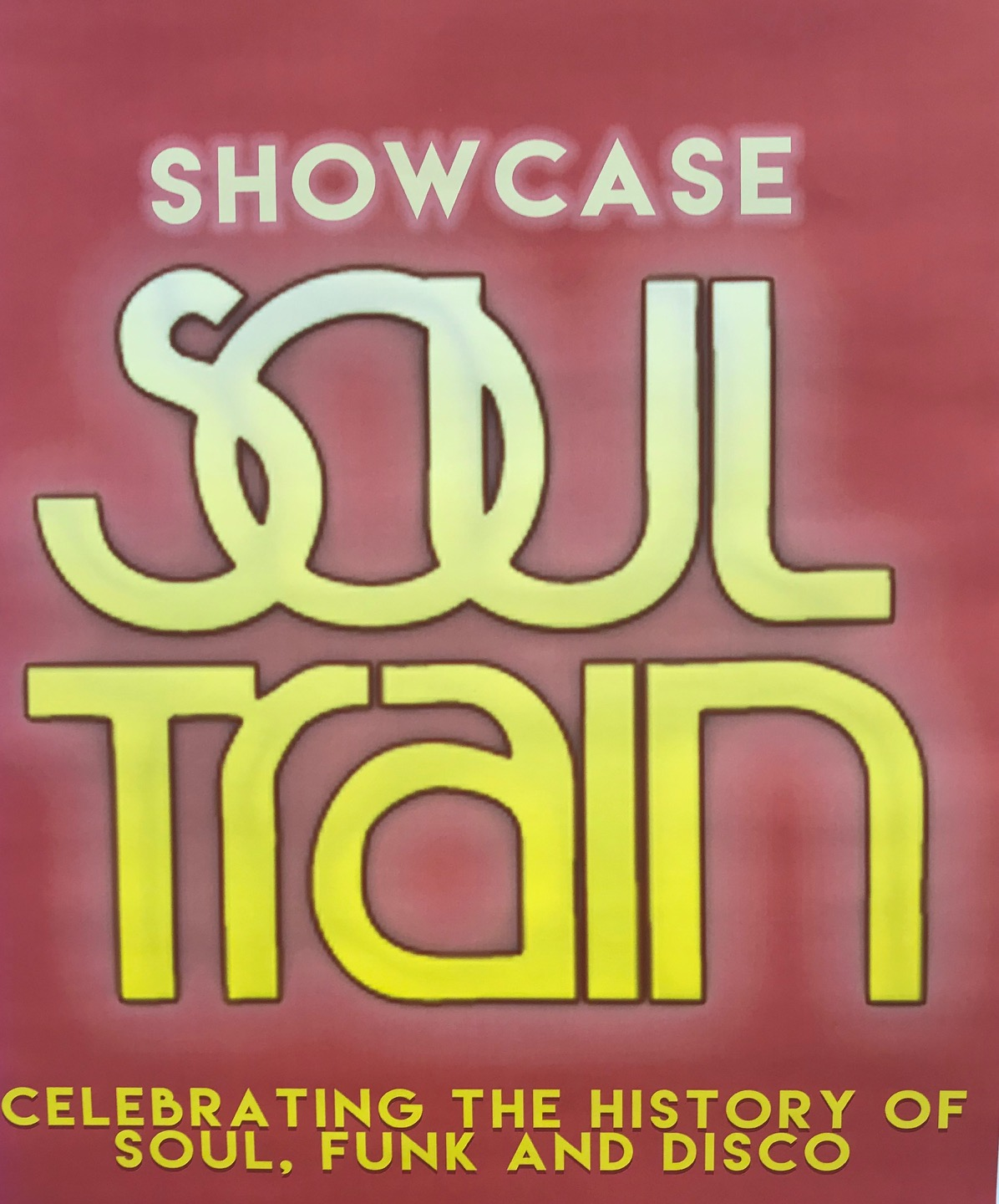 Showcase presents SOUL TRAIN banner image
