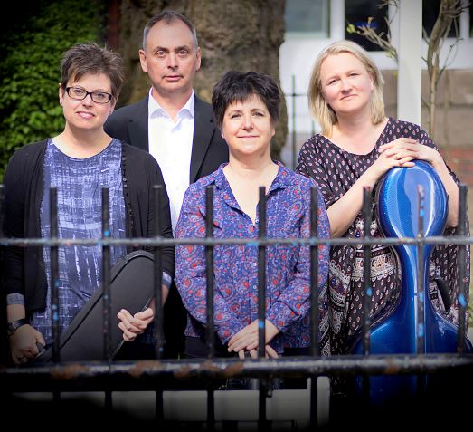 Victoria Quartet & Richard Simpson (Oboe) banner image