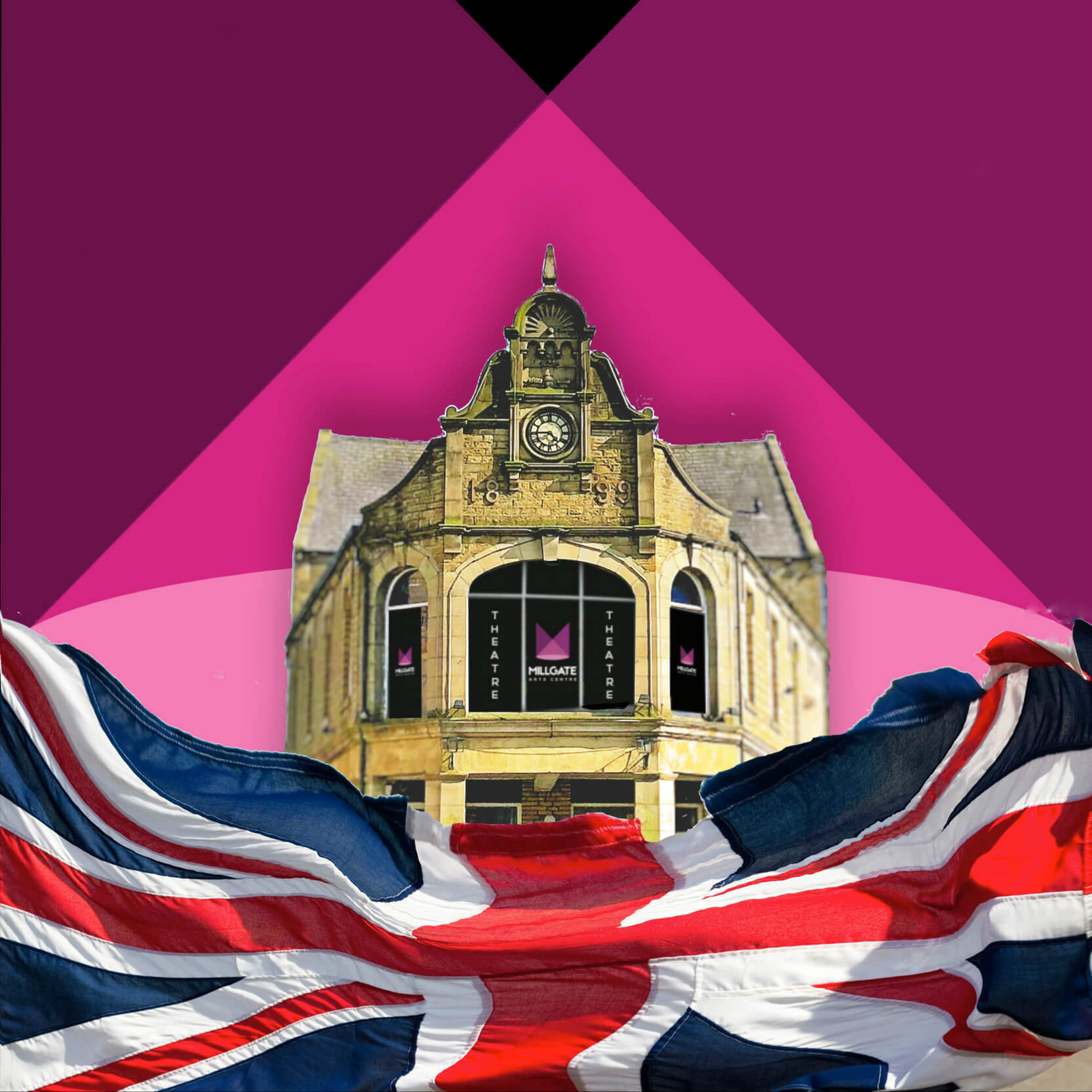 Millgate Night at the Proms banner image