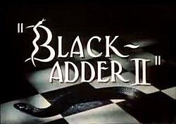 Blackadder the Second banner image