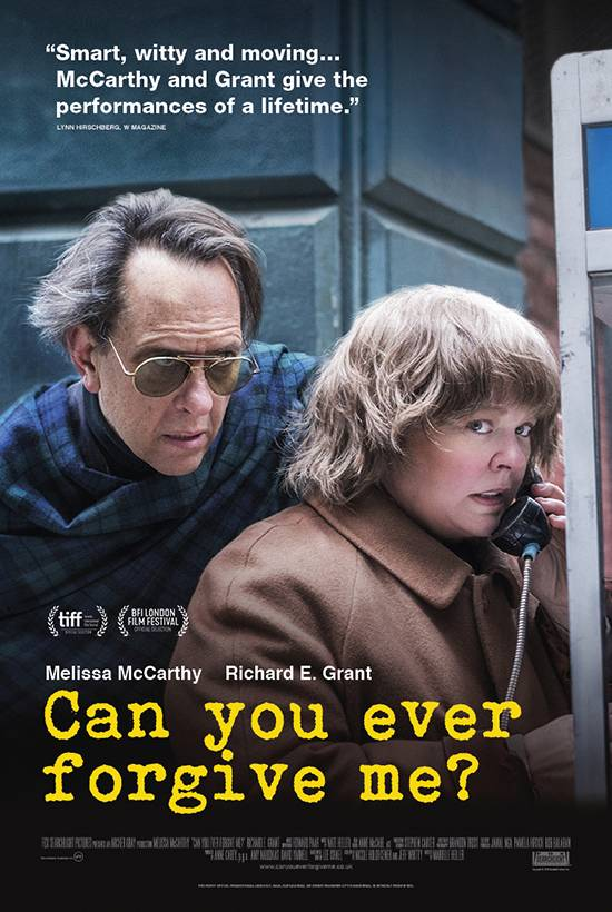Can You Ever Forgive Me? (15) banner image