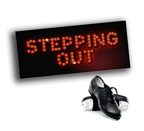 Stepping Out banner image