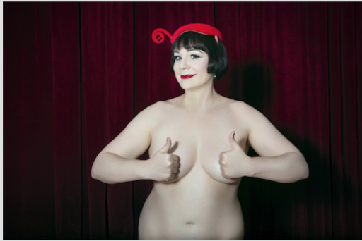 Nacktes Comedy-Bild — foto 11