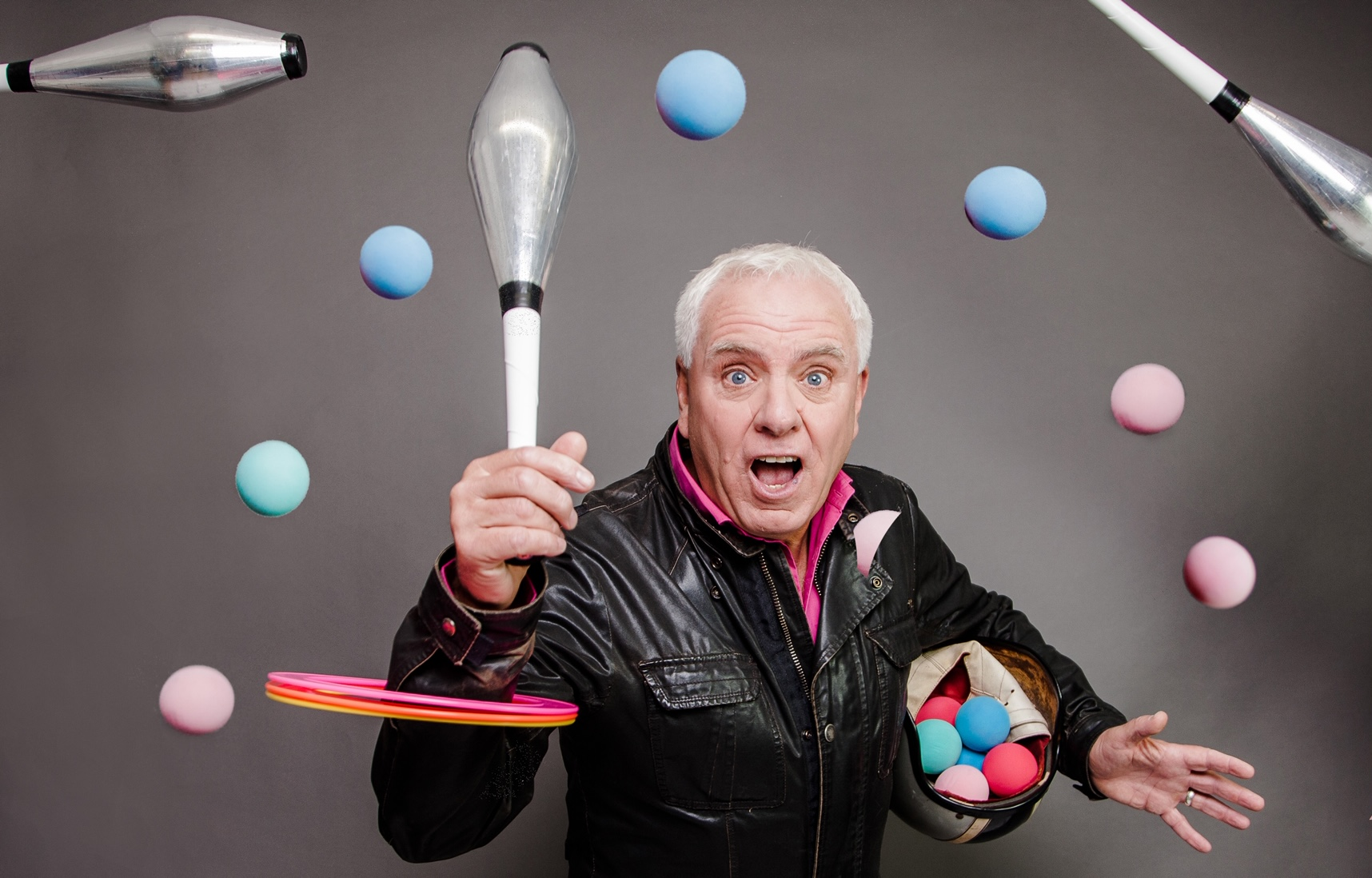 Dave Spikey 2019 Tour banner image
