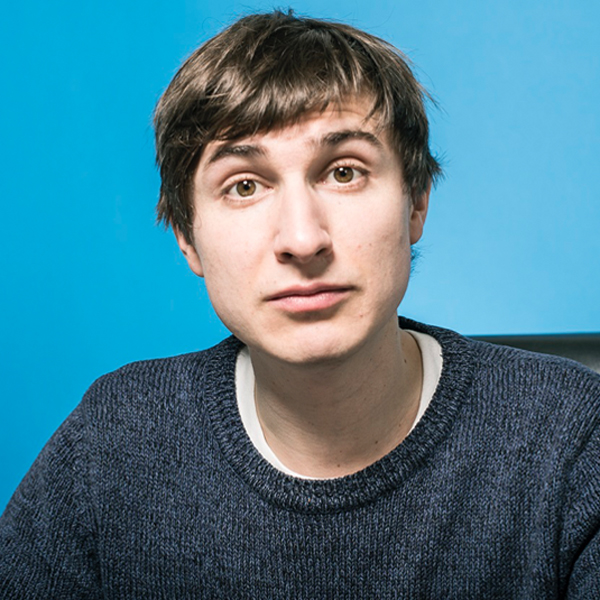 Funny Way To Be Comedy - Edinburgh Previews with Tom Rosenthal & Lloyd Griffith (£12.00) 16+ banner image